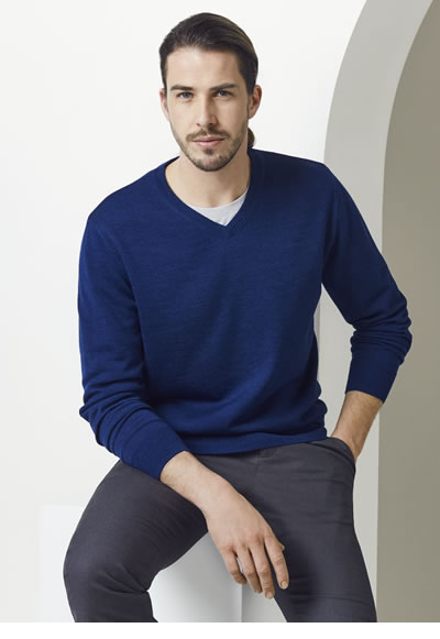 WP916M Mens Roma Pullover